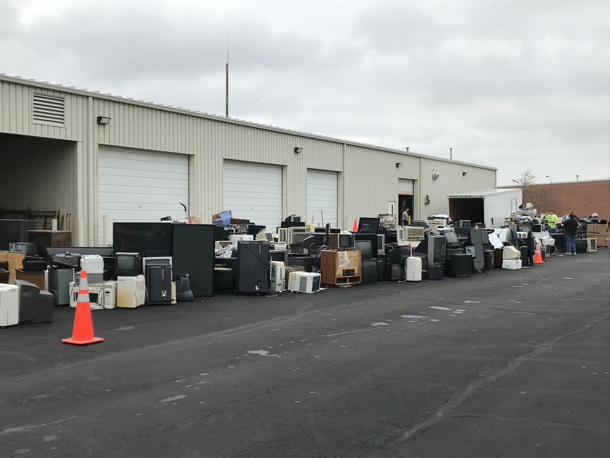 Electronics Recycling Drop-off